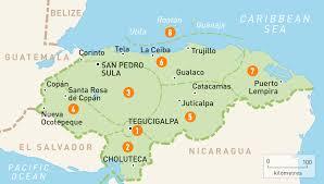 america map honduras map of honduras for central america besttabletfor me