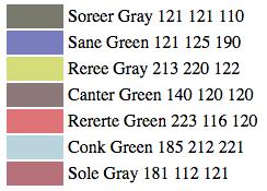 weird paint color names when an ai tries to pick paint color names magic happens