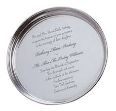 engraved wedding gift occasions engraved wedding gifts for the parents wedding