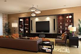 living room paint ideas with brown furniture modern interior paint
