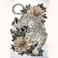 best 25 dragon tiger tattoo ideas on pinterest japanese dragon