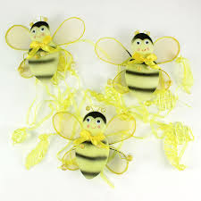 bumble bee decorations maple craft bumblebee garland decoration 44 pack of 1 strand gift