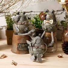 compare prices on garden ornaments animals metal shopping