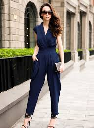 jumpsuit and rompers pieces to take you from work to hour in a flash casual