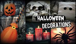 scary halloween sign diy halloween decorations how to spooky halloween room decor