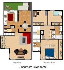 3 Bedroom Apartments In Sacramento by S W Townhomes Largest Units In The Pocket Rentals Sacramento