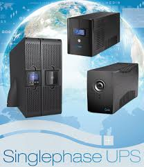 ups by gtec singlephase or threephase ups