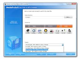 Mp3 Converter Mediaprosoft Free To Mp3 Converter How To Extract Audio