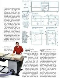 ultimate miter saw stand plans u2022 woodarchivist
