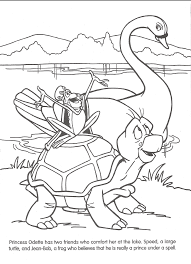 image swan princess official coloring page 13 png the swan