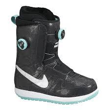 womens boots nike nike sb zoom 1 boa snowboard boots s 2015 evo