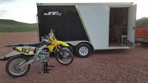 motocross bike trailer cargo trailer moto related motocross forums message boards