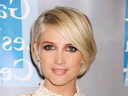hair styles for pointy chins 20 inspirations of short hairstyles for pointy chins