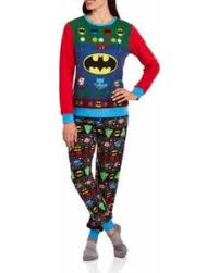 Sweater Pajamas Great Deals On Dc Comics Womens Fleece Batgirl Sweater