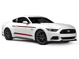 mustang decals graphics mustang side accent decals 2015 all