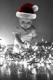 5 month old christmas picture photography pinterest