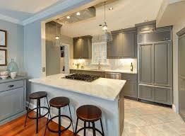 Kitchen Peninsula Cabinets Best 25 Contemporary Peninsula Kitchens Ideas On Pinterest