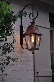 Copper Outdoor Lighting Outdoor Gas Light Fixtures Lighting Designs