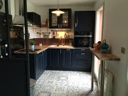 cuisine home staging home staging cuisine rustique galerie avec sol effet carreaux de