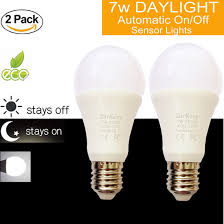 dusk to dawn light sensor dusk to dawn light bulb led lights light sensor bulbs porch light