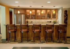 bar amazing basement wood bar cabinet marble countertop with