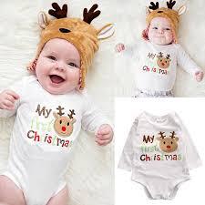 my christmas baby girl baby boy girl my christmas onesie for the boys
