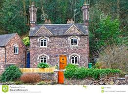 english cottage home royalty free stock images image 24768829