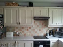 Backsplash Tile Paint by Kitchen Paint A Kitchen Tile Backsplash Diy Home Guidecentral