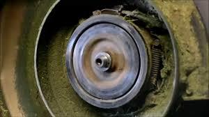 honda lawn mower repair honda hrc 216 k3 blade clutch rebuild