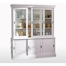 vaisselier cuisine pas cher vaisselier pas cher blanc maison design hosnya com