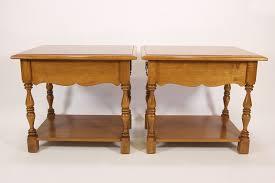 Ethan Allen Corner Desk by Tables Rooftop Antiques