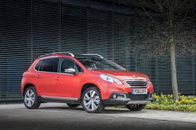 peugeot 2008 crossover the motoring world peugeot to look forward to the u002765 u0027 plate