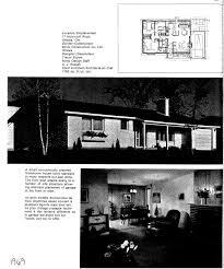Minto Homes Floor Plans Mid Century Modern And 1970s Era Ottawa October 2011
