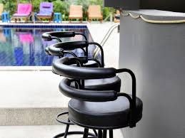 bar stools for outdoor patios outdoor bar stools and furniture hgtv