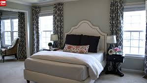 Curtains For Headboard No Matchy Matchy In The Bedroom Please Cnn