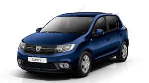 renault sandero stepway black compare new sandero dacia cars dacia uk