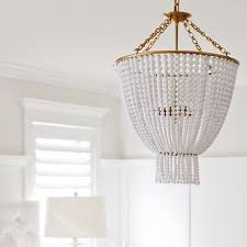 Pottery Barn Dahlia Chandelier Hello Jacqueline The Perfect Statement Chandelier Straight From