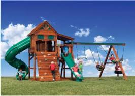Backyard Adventure Playset by Backyard Adventures Of San Antonio Home Swing Into Spring