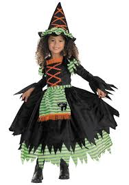 Girls Storybook Witch Toddler Costume Witch Costumes Kids Costumes
