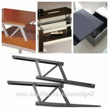 Coffee Table Hinges Folding Table Top Hinges Dpwhh Regarding Interesting Lift Top