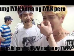 Meme Photos Tagalog - exo tagalog memes part1 youtube