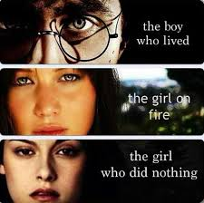 This Girl Is On Fire Meme - 286 best harry potter images on pinterest funny images funny
