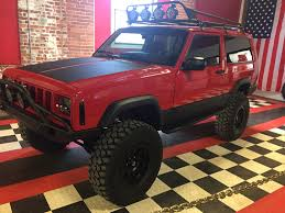 cherokee jeep 2000 red 2000 jeep cherokee xj u2014 nfi empire