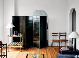 inside fashion designer thom browne u0027s manhattan mid century apartment