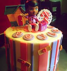 sweetness cakes doc mcstuffins birthday cake