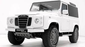 land rover defender 2015 startech land rover defender 2015 geneva motor show youtube