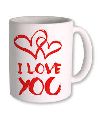 photogiftsindia i love you gifts for coffee mug buy online at