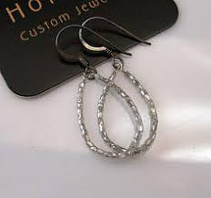 rox diamond earrings green gold open hoop earrings hot rox by hotroxcustomjewelry