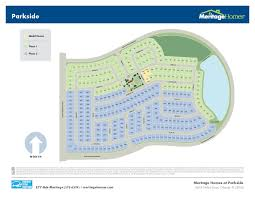 Meritage Home Floor Plans Parkside New Homes In Orlando Fl By Meritage Homes