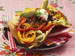 recette de cuisine mexicaine facile tacos au bœuf et aux poivrons à la mexicaine recette tacos le